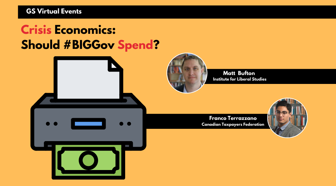 ICYMI: Our Crisis Economics Event with Matt Bufton and Franco Terrazzano